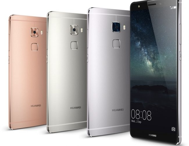 HUAWEI Mate Sにソフトウェアアップデート提供開始